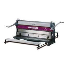 Máquina de Processamento de Chapas e Metal 3 em 1 Optimum SAR 1000