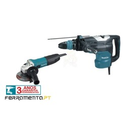 Martelo Combinado 52mm Makita HR5202C