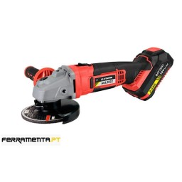 Mini Rebarbadora 14x115mm 18V 2.0Ah Stayer AGL2022