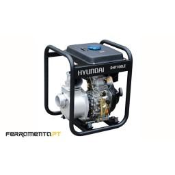Motobomba Diesel Águas Limpas 4'' Hyundai DHY100LE