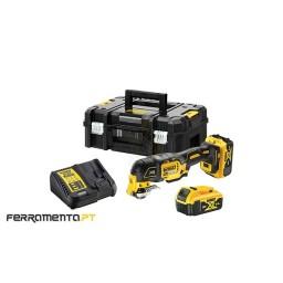 Multi-Ferramenta Oscilante S/Escovas XR 18V DeWalt DCS356P2-QW
