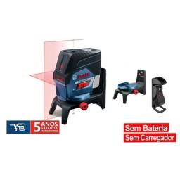 Nível Laser de linha Bosch GCL 2-50 C Prof. + RM2