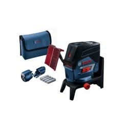 Nível Laser de linha Bosch GCL 2-50 C + RM2 + AA1 Professional