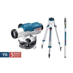Nível Ótico GOL 32 D + BT 160 + GR 500 Bosch 06159940AX