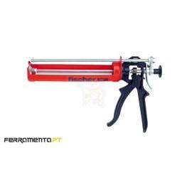 Pistola de Injeção Metálica 390ml Fischer 58000