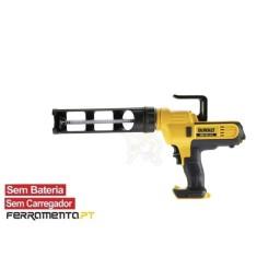 Pistola química XR 18V 310ml Dewalt DCE560N-XJ