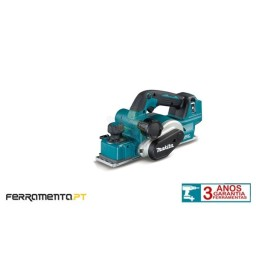Plaina 82mm 18V Makita DKP181Z