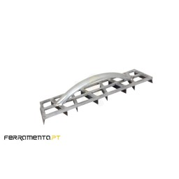 Raspador de Alumínio 90x465mm 2RF FK1402