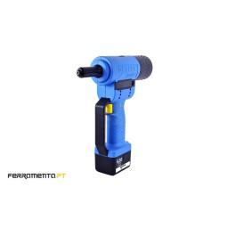 Rebitadora a Bateria 14,4 V 1,3 Ah Gesipa Accubird 7250037