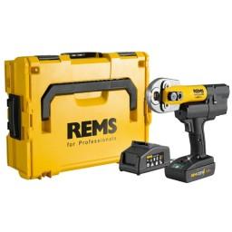 Máquina de Prensar 22V ACC Basic-Pack Rems 578014 R220