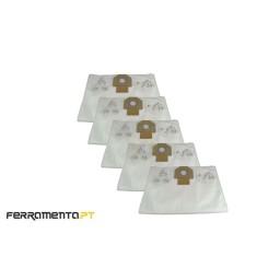 Saco de papel para Aspiradores 5Un Makita W107418353