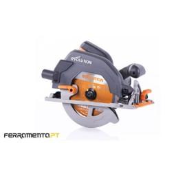 Serra Circular Multimaterial 185mm Evolution R185CCS