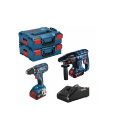 Kit Combo GSR 18V-28 + GBH 18V-21 Bosch Professional
