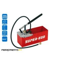 Bomba de Comprovação Manual Super Ego TP25