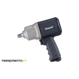 "Chave de Impacto Pneumática 1/2"" 1000 Nm Unoair I-412"
