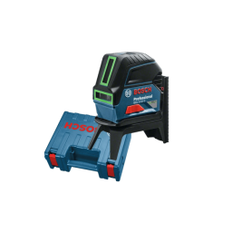 Nível Laser de linha Bosch GCL 2-15 G + RM1 Professional