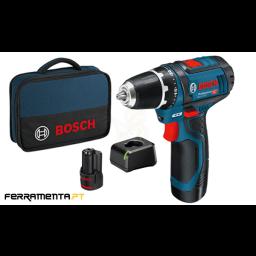 Aparafusadora Bosch GSR 12V-15 Professional