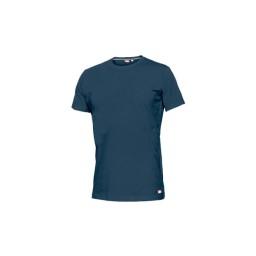 T-shirt de Manga Curta Azul Industrial Starter 8180040