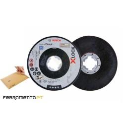 Disco de corte Expert Metal X-LOCK 115 x 1MM 5Un Bosch 260925C120