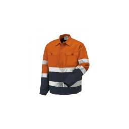 Casaco de Alta Visibilidade Laranja Industrial Starter 8445047