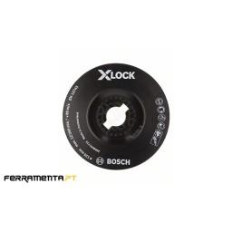 Prato Disco Fibra X-LOCK 125mm Bosch 2608601714