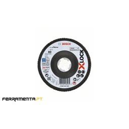Disco de Lamelas X571 125mm x 80gr X-LOCK Bosch 2608619203