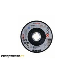Disco de Corte 115mm X-LOCK Expert P/ Metal Bosch 2608619253