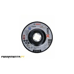 Disco de Corte 115mm X-LOCK Expert P/ Metal Bosch 2608619256