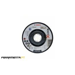 Disco de Corte 115mm X-LOCK Expert P/ Metal Bosch 2608619258