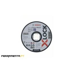 Disco de Corte 125mm X-LOCK Expert P/ Metal Bosch 2608619264