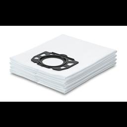 Sacos de Filtro de Lã para Aspiradores Karcher 2.863-006.0