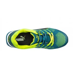 Sapato de Proteção ELEVATE KNIT S1P Verde Puma 643170