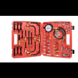 Kit Manometro Teste Injecção Gasolina Mono Multi Kroftools 6589