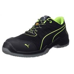 Sapato de Proteção ELEVATE FUSE TC Verde S1P Puma 644210