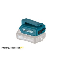 Adaptador P/ Bateria USB 10.8V Makita DEAADP06