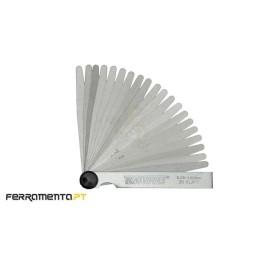 Apalpa Folgas 20 Lâminas 0.05-1.00mm Teng Tools FG20100