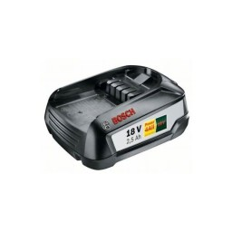 Bateria PBA 18V 2.5Ah Bosch 1600A005B0