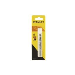 Broca p/ Madeira Ø 5 Stanley STA52011-QZ