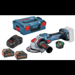 Rebarbadora 125mm 18V 5.5Ah BITURBO Bosch GWX 18V-15 SC