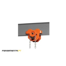 Carro manual c/ corrente 1.0 TON Unicraft HFW 1