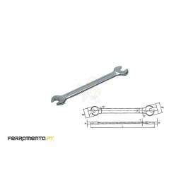 Chave de Bocas Métricas 10x11 Teng Tools 621011