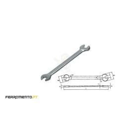 Chave de Bocas Métricas 12x13mm Teng Tools 621213