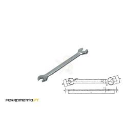 Chave de Bocas Métricas 14x15mm Teng Tools 621415