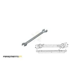 Chave de Bocas Métricas 8x9mm Teng Tools 620809