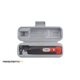 "Chave de Fenda Dinamométrica 1/4"" 1~5 Nm Teng Tools 1492SD"