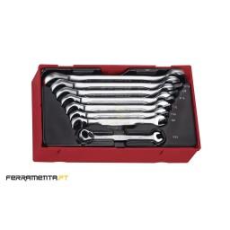 Chaves Combinadas Teng Tools TT6508RAF