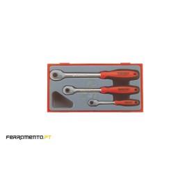 Conjunto de Roquetes de 72 dentes Teng Tools TT7203