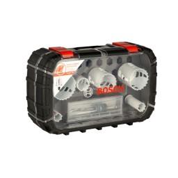 Conjunto Universal de 9 Serras Craneanas Bosch 2608594183