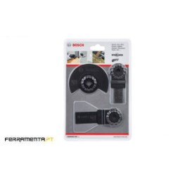 Conjunto universal p/ madeira Bosch 2608662343