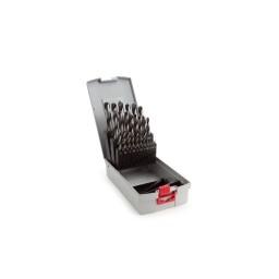 Conjuntos De 25 Brocas Para Metal HSS PointTeQ Bosch 2608577352